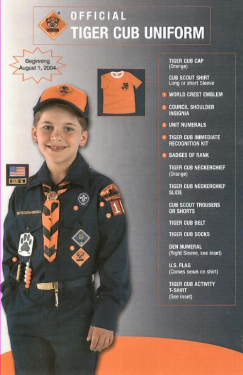 Bsa scout book